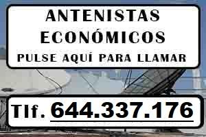 Antenistas Valencia Urgentes